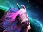 """UNICORN KISS"" E-LIQUID"