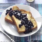 """BLUEBERRY FRENCH TOAST"" E-LIQUID"